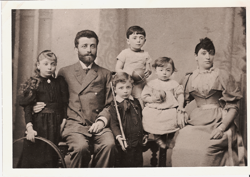 Family Pic Circa 1895
