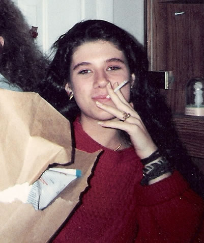 Mel at Sixteen