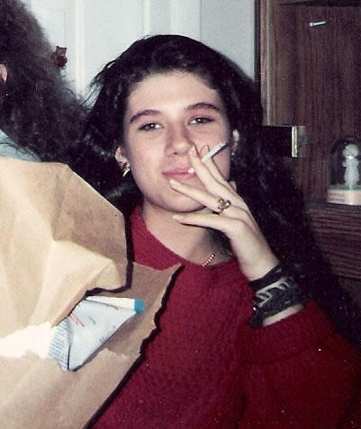 Mel at Sixteen