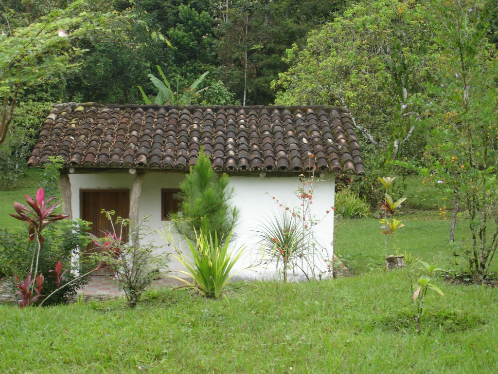 Casita in Copan Honduras