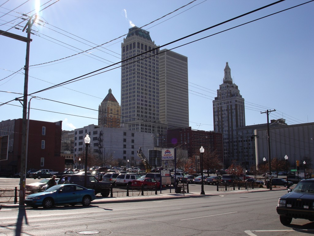 Downtown Tulsa 2006